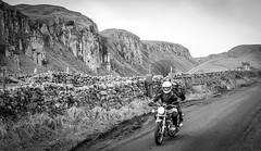 Holwick . (wayman2011) Tags: colinhart fujifilm35mmf2 fujifilmxpro2 lightroom5 wayman2011 bwlandscapes mono rural motorcycles people pennines dales teesdale holwick holwickscar countydurham uk