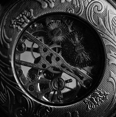 366 - Image 007 - Timepiece macro... (Gary Neville) Tags: 366 366images 7th365 photoaday 2020 sony sonya7iii a7iii a7m3 90mm garyneville