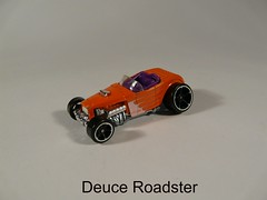 Hot Wheels 2011 - 5-Pack Hot Rods №T8635 → DEUCE ROADSTER Thailand (Xerocomis) Tags: diecast model hot wheels 2011 5pack rods №t8635 → deuce roadster thailand