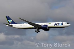 PR-ANZ (bwi2muc) Tags: fll airport airplane aircraft airline plane flying aviation spotting spotter airbus azul a330 a330neo pranz a330900 fortlauderdaleinternationalairport fortlauderdaleairport