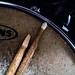 Broken Drumstick Close Up Dark Edited 2020