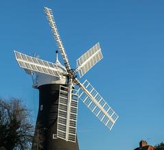 Holgate Windmill, December 2019 - 11