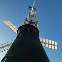 Holgate Windmill, December 2019 - 23