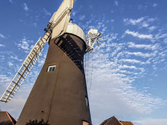 Holgate Windmill, December 2019 - 32