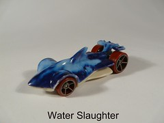 Hot Wheels 2011 - Battle Force 5 – Fused №V0381 → WATER SLAUGHTER China (Xerocomis) Tags: diecast model hot wheels 2011 battle force 5 – fused №v0381 → water slaughter china