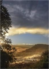 Crépuscule sur la Principauté (Charlottess) Tags: nikon5300 2019 décembre sunset méditerranée monaco alpesmaritimes groupenuagesetciel