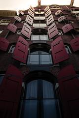 Vertical (emop2a) Tags: amsterdam architecture vertical fenetres windows