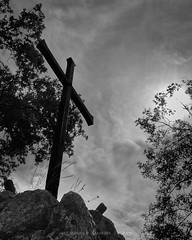 Cruz Cementerio Yuste