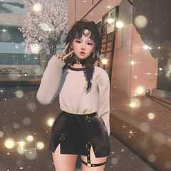 【don't worry, be happy!】 (Sooyun Ichtama) Tags: secondlife slblogger ar justmagnetized lotus monso moremore ondo suicidalunborn zenith anthem