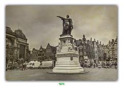 GENT / VRIJDAGMARKT (régisa) Tags: jacobvanartevelde statue flandreorientale gent ghent gand vrijdagmarkt placedumarché oostvlaanderen