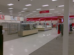 Jewelry (with optical in the background) (l_dawg2000) Tags: 2019liquidation closed cordova departmentstore discountstore early2000s liquidation memphis retail shelbycounty supertarget target tennessee tn wavyneon unitedstates