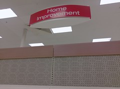 Home Unimprovement (l_dawg2000) Tags: 2019liquidation closed cordova departmentstore discountstore early2000s liquidation memphis retail shelbycounty supertarget target tennessee tn wavyneon unitedstates