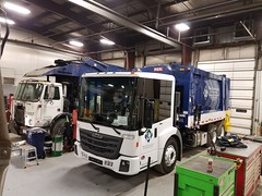 2019 Freightliner Econic (Scott (tm242)) Tags: recycle recycling disposal garbage trash refuse rubbish debris waste removal haul collect collection asl fl rl msl side front rear load loader hopper dumpster bin packer truck trucks