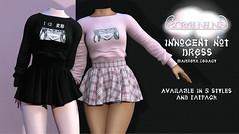 CryBunBun @ ACCESS (CryBunBun) Tags: dress girly cute kawaii originalmesh maitreya legacy secondlife crybunbun