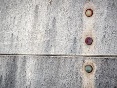weathered garage door (wwnorm) Tags: abstract garage favs rust weathering