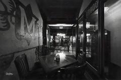 Miller's Downtown (RickBaileyPhoto) Tags: nikon d850 nikkor 1424mm bw virgina