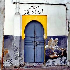 Door in Marocco (paaddor) Tags: doorsandwindows doors flickr flickrphotography flickrcool marocco architecture architecturephotography