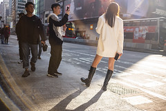 Street Style (人間觀察) Tags: leica35mmf2summicron8element 8element leica camera 35mm f2 summicron leicam10p cameraporn hong kong street photography people candid city stranger public space walking off finder road travelling trip travel 人 陌生人 街拍 asia girls girl woman 香港 wide open