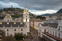 Quito Cathedral (szeke) Tags: quito ecuador