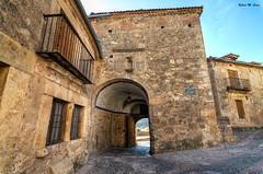 Cárcel de la villa (Pedraza-Segovia) (Jose Manuel Cano) Tags: cárcel jail pedraza segovia españa spain pueblo village nikond5100