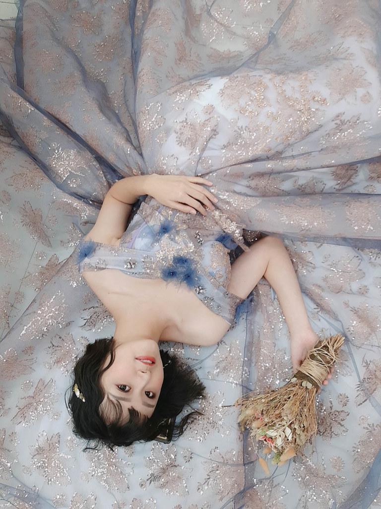 【新秘羽寧】新娘造型創作 / 短髮-甜美風