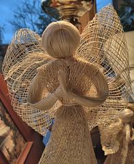 So This Is Christmas (Scott 97006) Tags: angel season figurine art pray