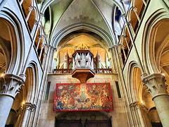 304 France - Bourgogne, Dijon, église Notre-Dame de Dijon (paspog) Tags: notredame églisenotredamededijon france bourgogne dijon august août 2019 orgue organ