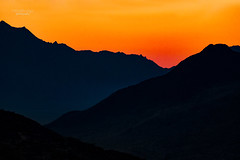 twilight (mariola aga) Tags: arizona phoenix evening sunset mountains hills sky twilight silhouette landscape nature art minimalism fantasticnature