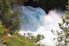 Up close to Huka falls (jpotto) Tags: newzealand taupo waikatoriver hukafalls waterfall aotearoa northisland