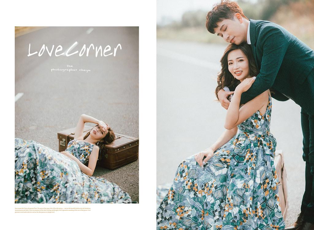 台南自助婚紗|玩味婚紗、玩出自己的獨一無二的婚紗影像特輯|Hermosa Wedding