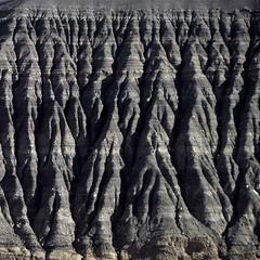 geo clock (sculptorli) Tags: rock time geo geologic blackandwhite history sediment layers erosion fractal landscape nature 岩石 岩 石 石头 层 capa roca paisaje 地质 时间 tiempo geológico erosión extracto abstract 分形