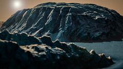 Ganges Chasma views - Mars (Paul B Marshall) Tags: landscape dtm nasa esa surfacedetail ganges chasma gangeschasma marsflyby 3dmarstour 3dmarstours tourmars mars 3dmars marsrenders galecrater opportunityrover hirise marswatch lroc