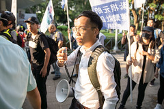 Police Brutality on Campaign Rally. (bgfotologue) Tags: hk photography hongkong photo riot victoriapark election force image protest police demonstration violence imaging 香港 遊行 baton tsimshatsui 風景 assembly 活動 teargas campaignrally 2019 liberate 攝影 bgphoto pepperspray 警察 示威 反抗 500px 抗爭 districtcouncil 集會 tumblr 區議員 造勢 bellphoto 警棍 胡椒噴霧 催淚彈 光復香港 thugpolice 時代革命 五大訴求