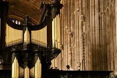 Keyboard Warrior (the old fashioned, pre-internet sort) (adamsgc1) Tags: kingscollege organ organist pipes kingscollegechapel cambridge kingsparade