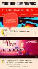 Target 1000 subs on youtube.com/onyrix (! / dino olivieri / www.onyrix.com) Tags: youtube onyrix videoclips video videoclip electronicmusic fantasy synthwave urbanfantasy music synthpop scifi sciencefiction subscribers followers follow
