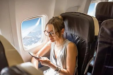 The Secret Of Airlines Not Leaving You To Use Mobile Phones