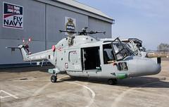 ZD254 Westland Lynx HAS3 @ HMS Sultan, Gosport, Hampshire. (Sw Aviation) Tags: hms sultan gosport hampshire zd254 helicopter flying flight storage wreck relic helo avgeek planes aeroplane airplane