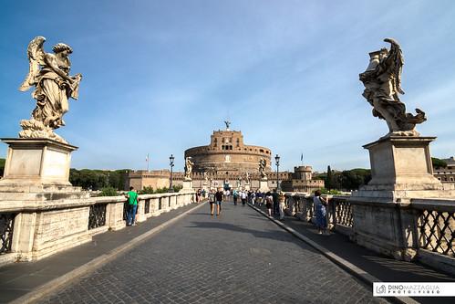 Castel Sant'Angelo, rimane uno dei posti che preferiscono immortalare nei miei scatti. Bellezza sconfinata. Ragazzi se avete qualche bel posticino della capitale da suggerire scrivete pure 😎 ▪️▪️:black_small_