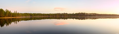 Mirror lake (Rico the noob) Tags: dof z7 landscape nature water 35mmf24 outdoor panorama 35mm clouds trees tree travel forest sky published reflection 2019 lake finland