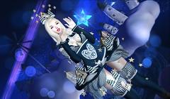 Cloud Story (kyoka jun) Tags: kawaiimeshshop funny fairy fantasy costume original clothing accessories gothic dolls lolita kawaii secondlife sl secondlifefashion secondlifeblog hpmd cloudstoryhouse eve 5pointedstar sr starvoltex lessucreriesdefairy