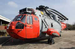 XV647 Westland Sea King HU.5 @ HMS Sultan, Gosport, Hampshire. (Sw Aviation) Tags: hms sultan gosport hampshire xv647 helicopter flying flight storage wreck relic helo avgeek planes aeroplane airplane