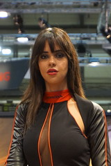 Pretty Promoter (themax2) Tags: girl hostess expo promoter 2019 eicma bike brunette face