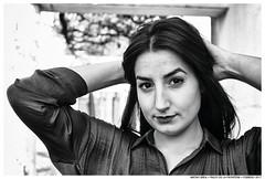 . . (Matías Brëa) Tags: mujer woman girl retrato portrait blanco y negro black white bnw mono monochrome monocromo