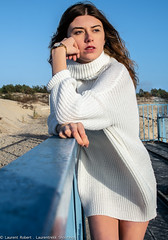 Karla - La Teste (France)  - Plage De La Salie Sud - 2019.12.26 (Laurentrekk Photographies) Tags: model modele modèle modelphoto shootmodel mode photomode shootingmode shooting shoot shootings photographer photosmode salie lat lateste