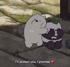 I'll protect you (gagbee18) Tags: awesome aww bear cute love