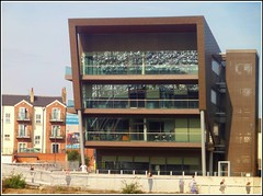 Modern Architecture !! .. (** Janets Photos **) Tags: uk hull eastyorkshire modernarchitecture buildings riversc4di digitalinnovation