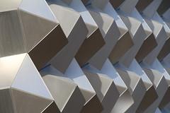 Abstract (Elbmaedchen) Tags: architektur architecture abstrakt verkleidung fassade muster kanten ecken quader blöcke