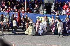 2020 Pasadena Rose Parade Frozen the Musical