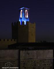 torre espantaperros (Dreizehn Fotografy) Tags: torre arabe badajoz alcazaba