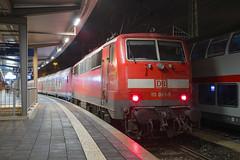 DB 111 067 Nürnberg Hbf (daveymills37886) Tags: db 111 067 nürnberg hbf baureihe